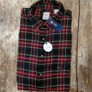 NWT Chaps Double Brushed Flannel Down Size XXL